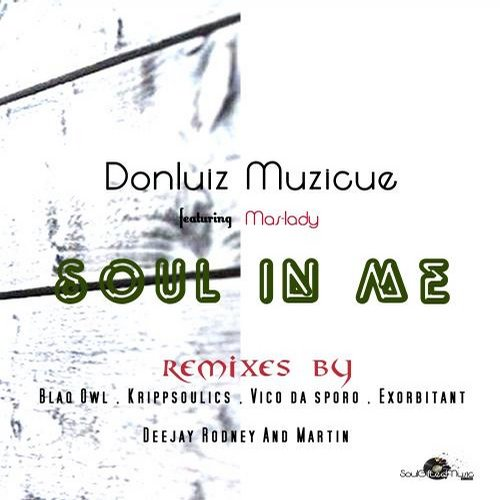Donluiz Musicue, Mis- Lady - Soul In Me Remixes EP [CAT29018]